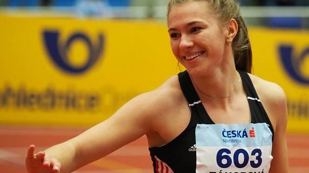 Adéla Záhorová.