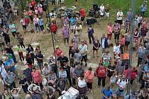 Na otevření Hýlačky přišly v sobotu stovky lidí.