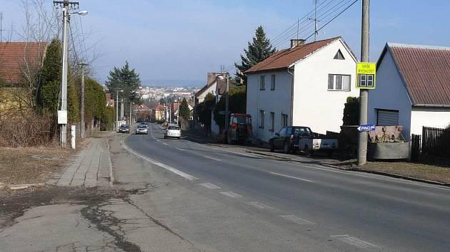 Týnská ulice.
