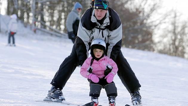 Na kartu Toulavka můžou získat slevy i lyžaři.
