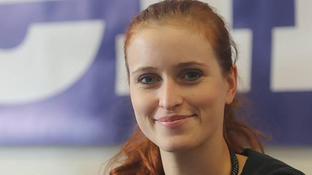 Herečka Kamila Janovičová