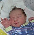 Jonáš Kovařík z Veselí nad Lužnicí. Narodil se 13. března ve 3.10 hodin. Vážil 3730 gramů a má téměř  tříletého brášku Tadeáše.