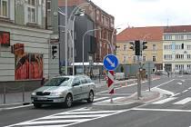 Křižíkovo náměstí.