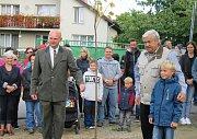 V Košicích na Táborsku vítali nové obecní symboly.