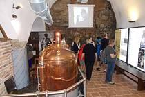 Už takřka 4 roky mohou příznivci pěnivého moku navštěvovat Muzeum pivovarnictví v Táboře. Vzniklo v unikátních sklepních prostorách domu U Lichviců na Žižkově náměstí, dnes známého jako restaurace Beseda.