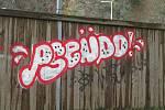 Táborský útulek pro nalezené kočky a psy hyzdí nevzhledné graffiti. To se má v listopadu změnit.