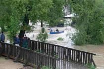 Povodně Čelkovice