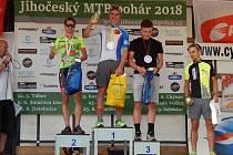 V sobotu se v Jistebnici jel již 19. ročník Jistebnického maratónu horských kol.