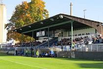 Vlašimský stadion.