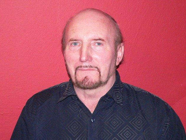 Sportovec Pavel Fencl.
