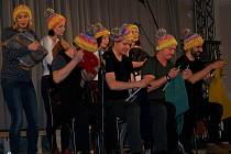 Diváci se bavili na netradičním charitativním koncertě.