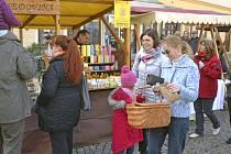 Havelský trh na Žižkově náměstí
