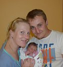Viktorie Kal´avská z Jistebnice. Narodila se 25. června v 15.51 hodin s váhou 2690 gramů a mírou 48 cm. Je prvním dítětem rodičů Hanky a Michala.