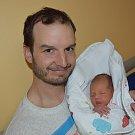 Anežka Dvořáková z Hluboké nad Vltavou. Rodiče Aneta a Antonín se své prvorozené dcery dočkali 7. dubna v 11.03 hodin.  Malá Anežka po narození vážila 2890 gramů a měřila 49 cm.