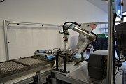 Robot odhalí každou nepřesnost dílce.