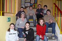 S dětmi ze školy v Ratibořských Horách jsme si tentokrát povídali o odchodu našich lékařů do zahraničí
