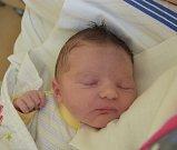 Sofie Zahrádková ze Sudoměřic u Bechyně.  Rodiče Jana a Petr se 16. května dvě minuty po desáté hodině dočkali své prvorozené dcery. Malá Sofie po porodu vážila 3190 gramů a měřila 48 cm.