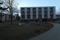 Novostavba vyrostla na místě bývalé nevyužívané školky v Sezimově Ústí II.