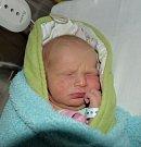 Martin Novák z Chýnova. Rodičům Ladě a Martinovi se narodil 24. prosince ve 22.56 hodin jako jejich první dítě. Po porodu vážil 3380 gramů a měřil 51 cm.