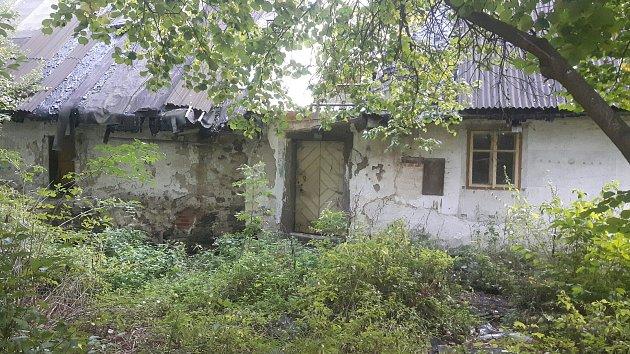 Starý mlýn si žádá rozsáhlou rekonstrukci.