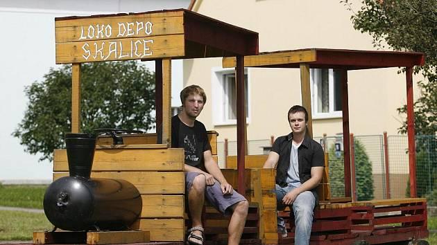 Mladí Skaličtí vstupují do komunálních voleb.