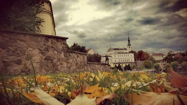 Krásu podzimu zachytila Kristýna Svobodová.