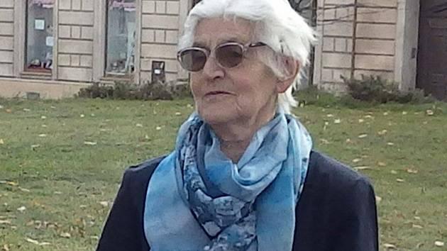 Jaroslava Vosátková.
