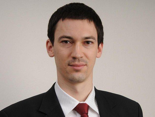 Táborský právník a zastupitel František Korbel.