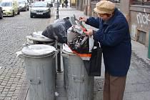 Poplatky za odpad se v jednotlivých obcích liší. Jedny z nejnižších platí  obyvatelé  v Želči, na jejímž katastru leží skládka odpadu.
