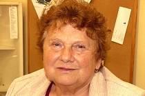 MILADA VONEŠOVÁ. Na svého dědu Josefa Vorla z Mlýnů zavzpomínala vnučka Milada Vonešová z Řípce.