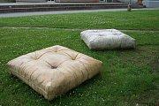 V létě se Veselí nad Lužnicí stává expozicí umění.
