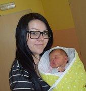 Sofie Loudínová ze Soběslavi. Narodila se jako první dítě rodičů Evy a Milana 20. května sedmnáct minut po třetí hodně. Po porodu vážila 4080 gramů a měřila 51 cm.