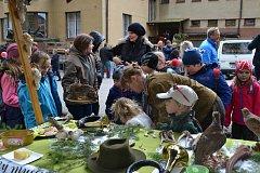 V sobotu navštívily Školní statek Měšice při příležitosti Dne zemědělců stovky lidí.