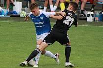 FC MAS Táborsko - Dynamo ČB B 2:0.