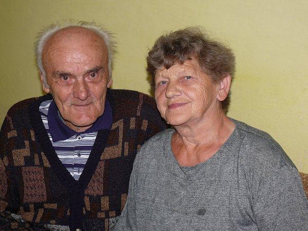 Josef a Milada Jelínkovi