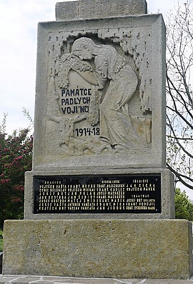 Pomník ve Skalici