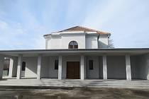 Rekonstrukci obřadní síně na soběslavském hřbitově investovala město, provozovatelem bude táborská pohřební služba.