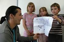 Děti označily na mapě 36 míst, kde se necítí bezpečně.
