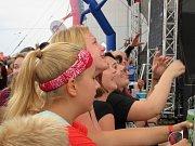 V pořadí 14. ročník festivalu začal v pátek 21. července a pokračoval do sobotní noci.