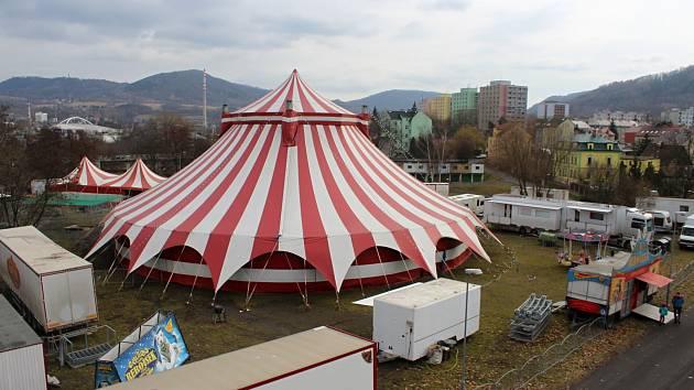 Cirkus. (Ilustrační foto).