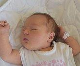 Sofie Marie Vlasáková z Stroheim. Na svět přišla 7. května deset minut po devatenácté hodině. Vážila 3450 gramů, měřila rovných 50 cm a je prvním dítětem rodičů Lucie a Michaela.