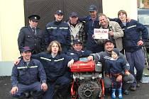 Borkovičtí hasiči obsadili v okrskové soutěži ve Vlkově 2. místo.