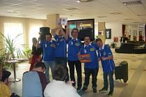 Sportovci z Klíčku dělají svými výsledky trenérům Jolaně Prokopové a Kamilovi Sixtovi radost.