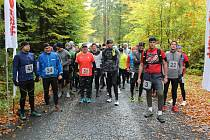 Závodu horským terénem se zúčastnili také bechyňští ženisté.