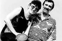Manželé Alena a Roman Bémovi byli obvykle k zastižení jen na táborském atletickém oválu. Sport  je provází celým životem.