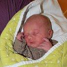 David Fořt z Tábora. Přišel na svět jako první dítě rodičů Aleny a Romana 21. listopadu ve 23.29 hodin. Po narození vážil 2930 gramů a měřil 48 cm.