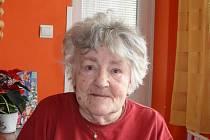 Marie Pazourková vzpomínala na zabíjačky.
