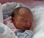 Veronika Průšová ze Zárybničné Lhoty. Na svět přišla 30. září v 10.40 hodin jako první dítě rodičů Květy a Pavla. Po narození vážila 2700 gramů a měřila 48 cm.