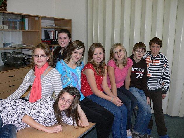 S dětmi ze Základní školy v Plané nad Lužnicí jsme si povídali o zásadách slušného chování