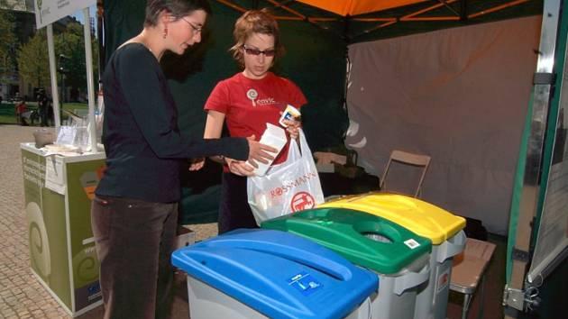Nový systém usnadní lidem třídění odpadu.